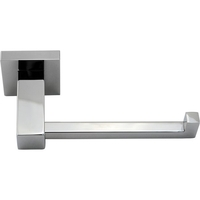 Stainless Steel Bathroom Toilet Paper Holder Silver