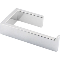 Modern Bathroom Toilet Paper Holder in Chrome