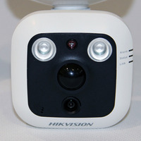 Hikvision Alarm Pro Indoor IP Security Camera 1.3MP