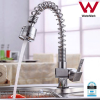 Kitchen Pull Out Hose Sink Spray Mixer Tap 90cm