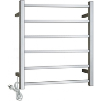 Electric Square Heated Stainless Steel Towel Rack