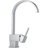 European Inspired Chrome Plated Mixer Tap