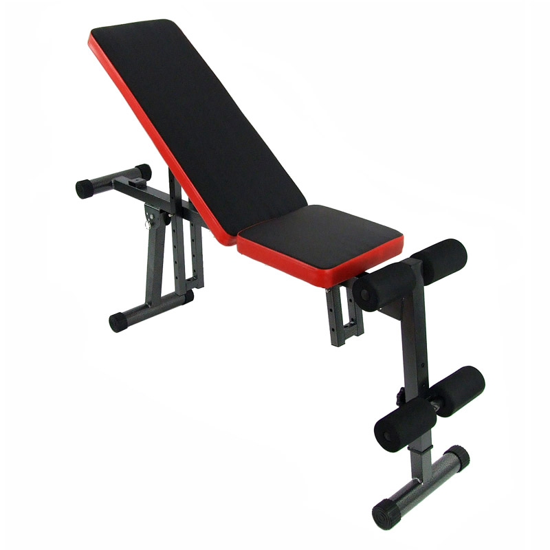 Adjustable Sit Up Exercise Incline Ab Bench