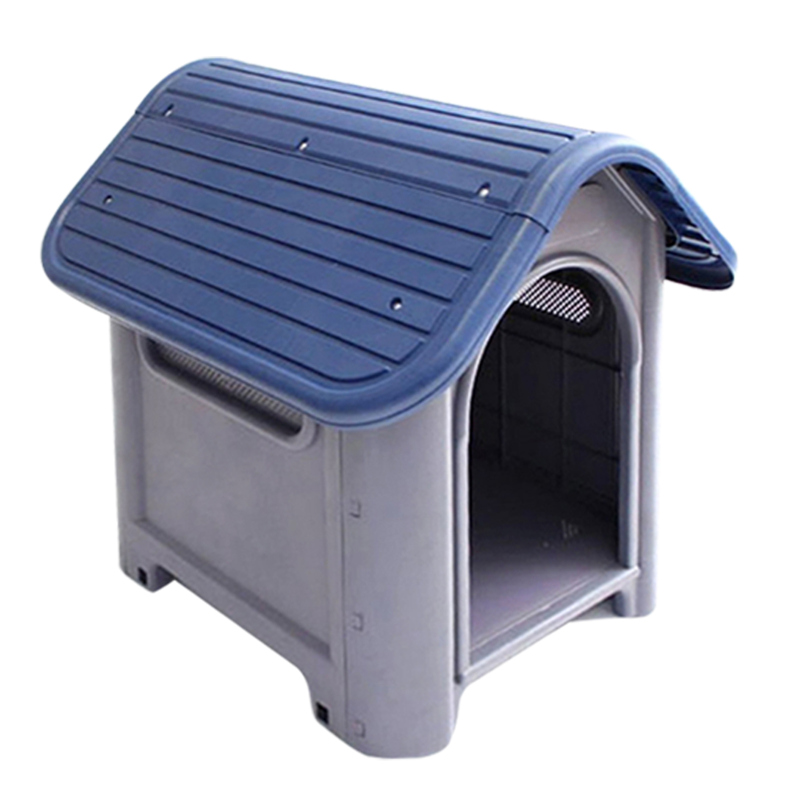 Outdoor Weather Resistant Plastic Dog House Kennel