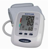 Automatic Blood Pressure Monitor Sphygmomanometer