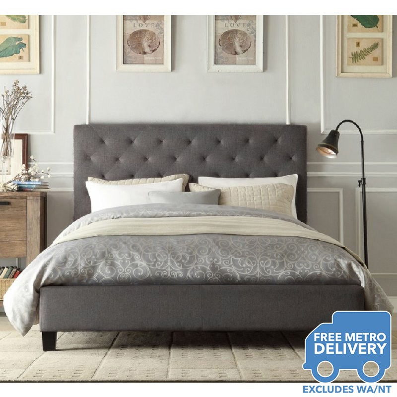 twin bed single blu woodrow beds contemporary twwood dot nopillow sk smoke modern