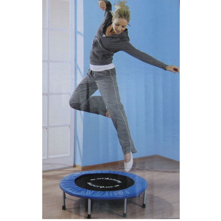Foldable Mini Trampoline With 8 Legs
