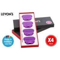 Levon's Ladies 5Blade Razor + Cartridge Refill Pack