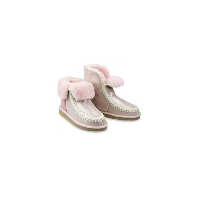 OzWear Australian Kid's Sheep Wool Eskimo UGG Boots