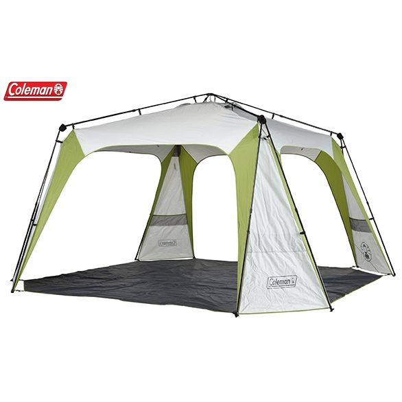 h m s Remaining  sc 1 st  MyDeal & Coleman Instant Up Event Shelter With Floor Sheet | Buy Beach Tents