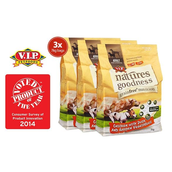 Natures Goodness Grain Free Review