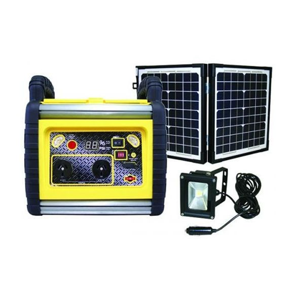 Titan 533 Bush Kit Solar Power Station Air Amp Light Buy