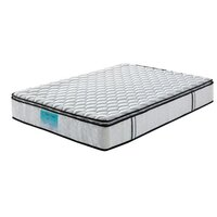 King Single Pocket Spring Latex Pillow Top Mattress