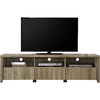 Alice 3 Drawer MDF Wood TV Stand Entertainment Unit