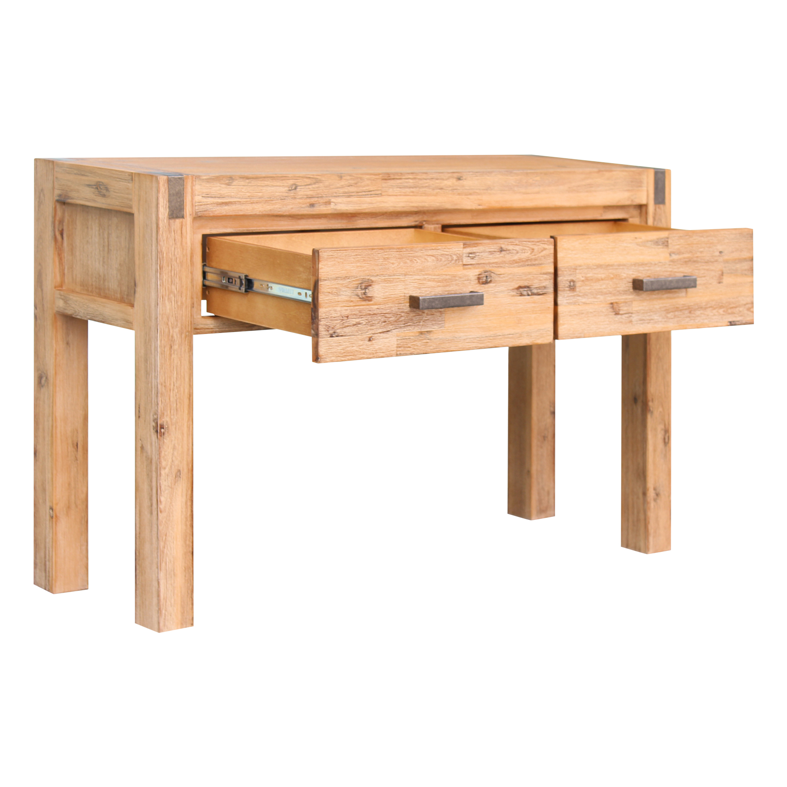 Nowra 2 Drawer Hall Table   Buy Console Tables - 358131