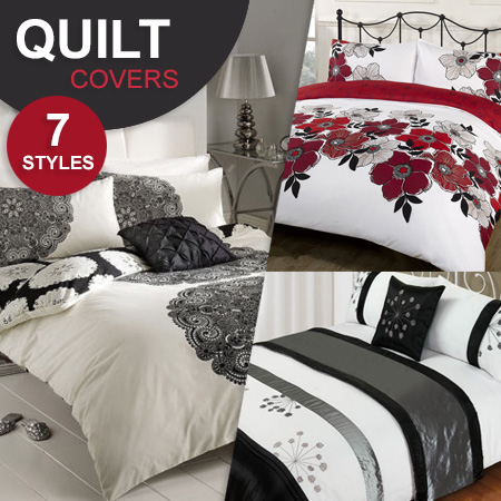 Deluxe Designer Quilt Covers Some Of Our Best Buy