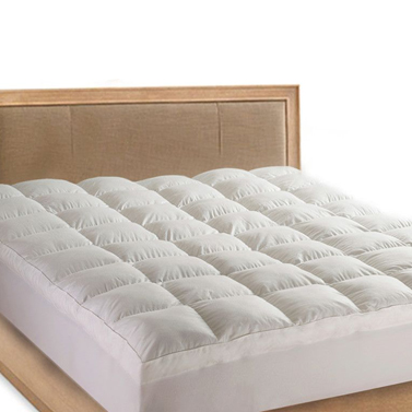 Hotel Quality 1000gsm Pillowtop Mattress Topper Buy King