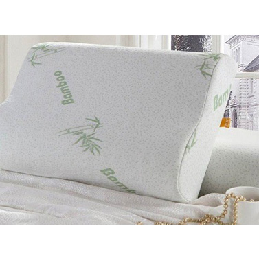 Improve Your Sleep With A Bamboo Memory Foam Pillow Buy Pillows Cool Bamboo Covered Memory Foam Pillow