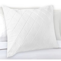 European Fibre and Cotton Quilted Pillow Protector