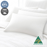 Hotel Quality Polyester & Cotton Pillows