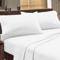 Egyptian Cotton Fitted Sheet Set in 5 Sizes 1000TC