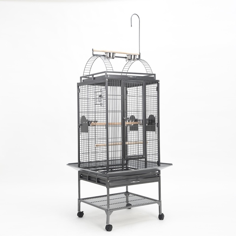 Bird Aviary Parrot Cage with 2 Budgie Perches 192cm   Buy Bird Cages ...