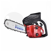 E-Start Petrol Lightweight Chainsaw 10in 25cc