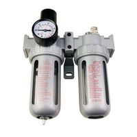 Moisture Trap Air Filter  Regulator and Lubricator