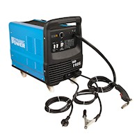 Portable Single Phase Gasless MIG Welder 195AMP