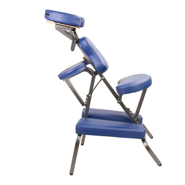 Portable vinyl tattoo massage therapy chair blue buy for 2 chairs tattoo