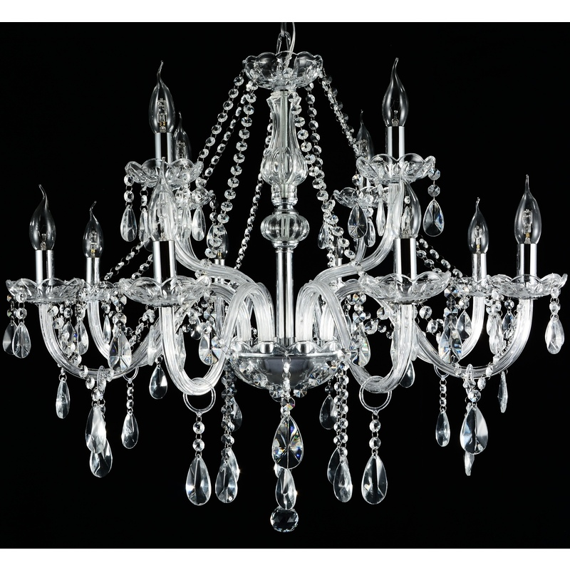 French provincial glass chandelier 12 arms 84 ceiling lights french provincial glass chandelier 12 arms 84 ceiling lights lighting clear h m s remaining french provincial glass chandelier aloadofball Gallery