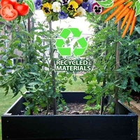 1 Tier Raised Plastic Garden Kit
