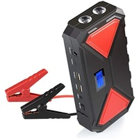 Titan Portable Car Battery Jump Starter Kit 15AH