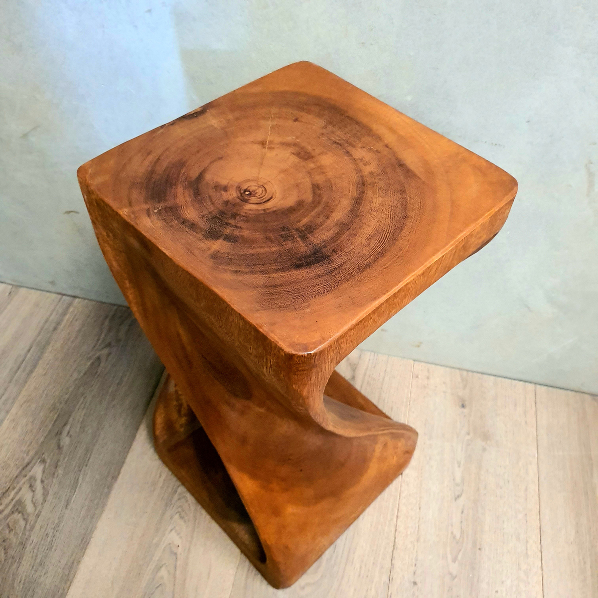 Wood Stump Stool Wooden Side Table Corner Table Buy Side
