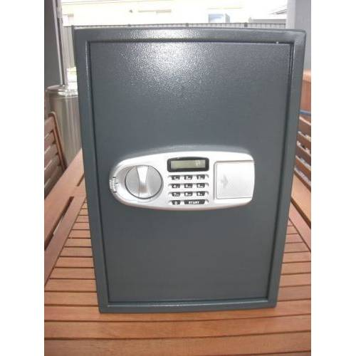 electronic home security safe box w keypad access buy safes lock boxes. Black Bedroom Furniture Sets. Home Design Ideas