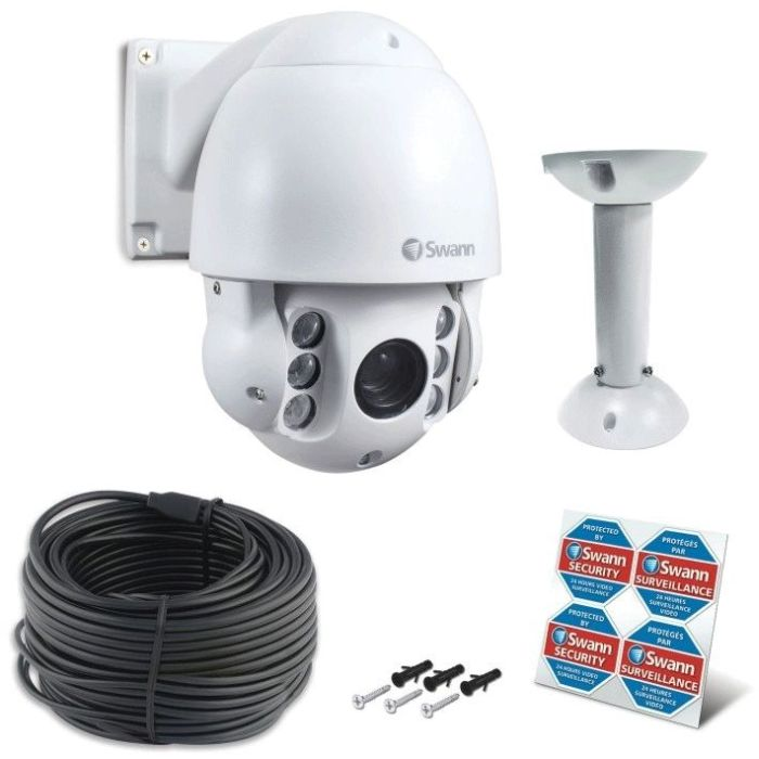 Swann Hd 360 Degree Ptz Security Camera 1mp 720p Buy