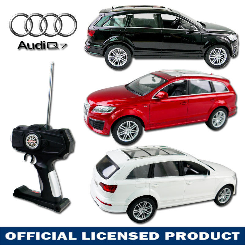 Audi Q SUV Remote Control Car Licensed Buy RC Cars - Audi remote control car