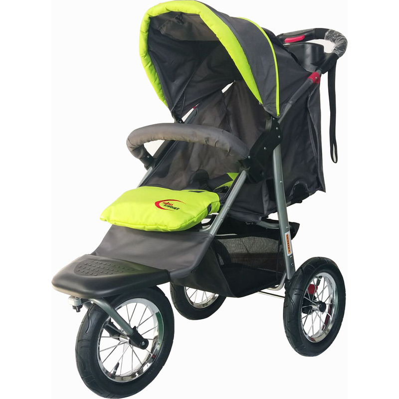 Mamakiddies 3 In 1 Baby Pram Stroller And Jogger