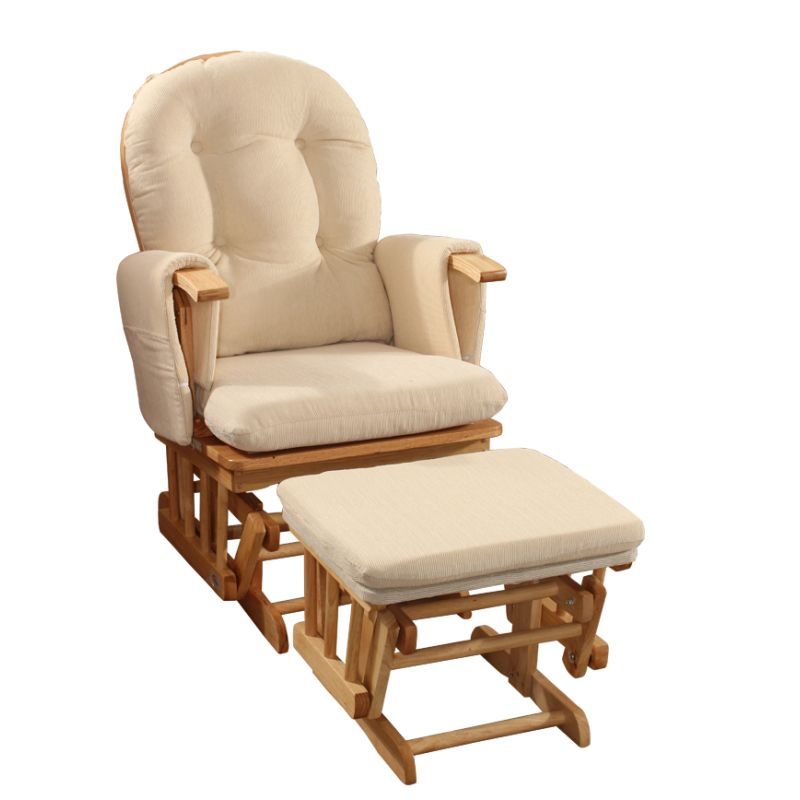 Glider Breastfeeding Rocking Chair With Ottoman Buy
