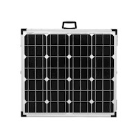 Portable Foldable Solar Energy Panel Kit 18V