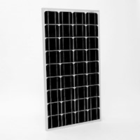 MaxRay 120W Mono Solar Panel for Home/Caravan/Boat