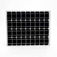MaxRay 80W Mono Solar Panel for Home/Caravan/Boat