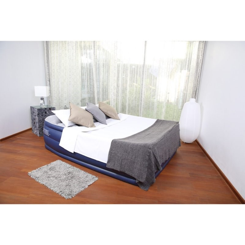 bestway air bed blow up inflatable queen mattress buy inflatable mattresses 134884. Black Bedroom Furniture Sets. Home Design Ideas