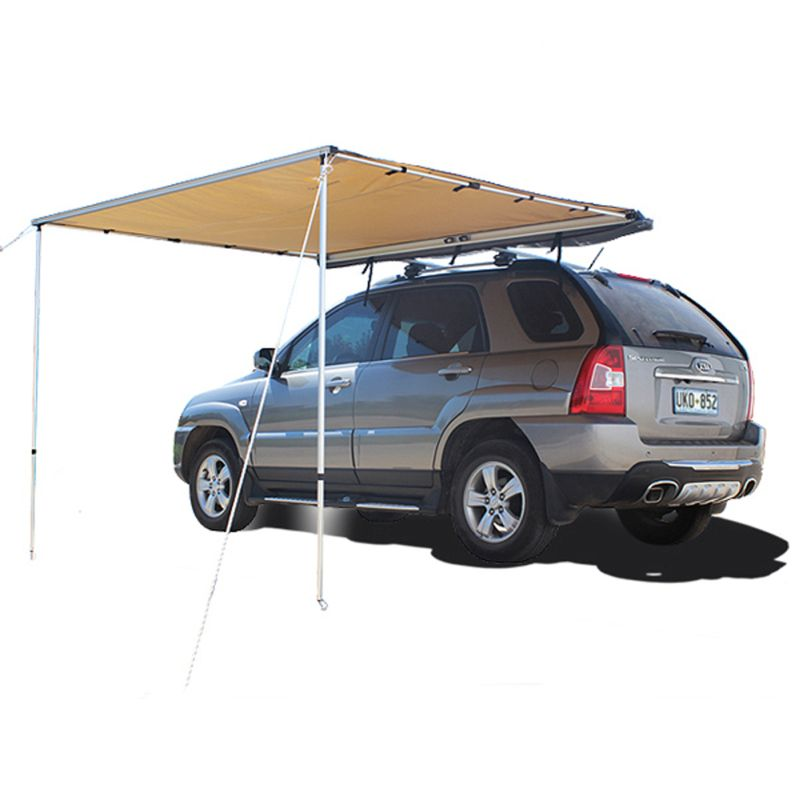 Pull Out Car Awning Tent 2 5 X 3m Amp 2m Roof Rack Buy Car