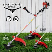 BBT Bull Horns Handle Garden Trimmer 26CC 2 Stroke