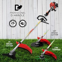 BBT Petrol Line Trimmer Brush Cutter MultiTool 26CC