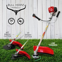 BBT Bull Horns Handle Line Trimmer 4 Stroke 36CC