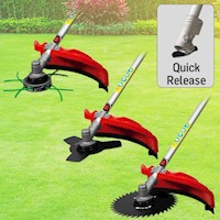 BBT Quick Release Multi Garden Trimmer Attachment