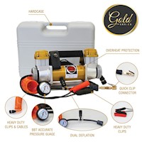 BBT 12V Air Compressor, Gold Series
