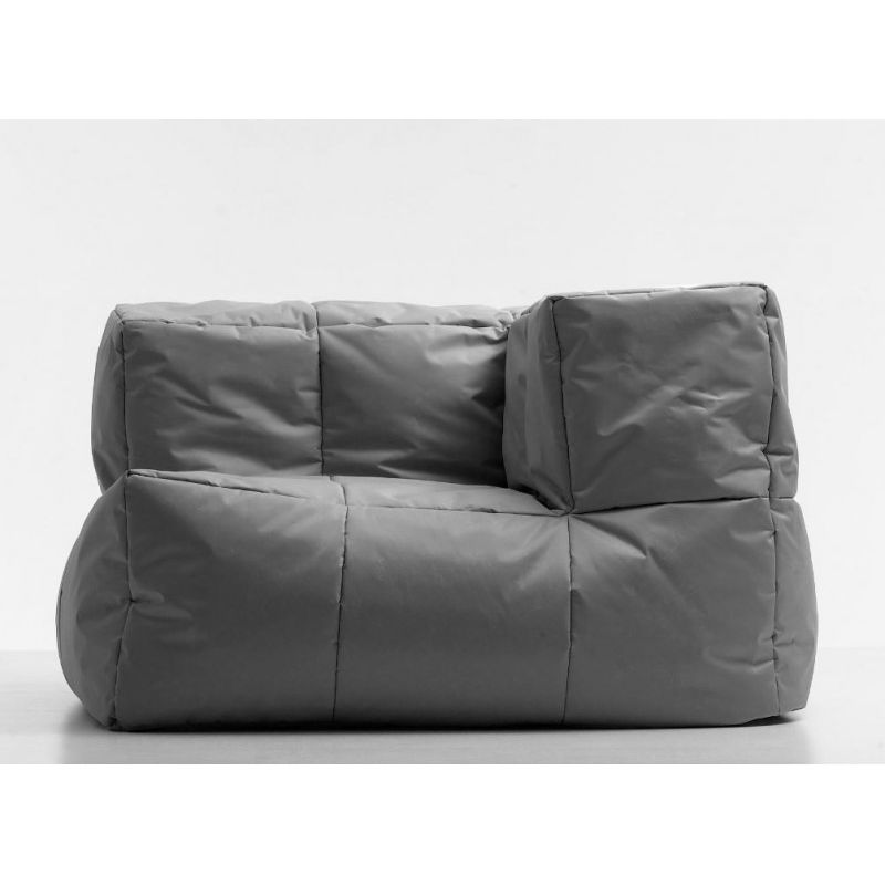Kalahari Mix And Match Bean Bag Sofa Corner Piece on bean bag chairs sale
